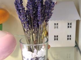 Lọ hoa Lavender thơm dịu nhẹ, mùi thơm tự nhiên