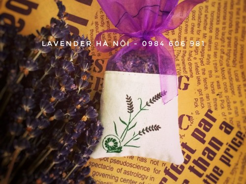 Túi thơm lavender